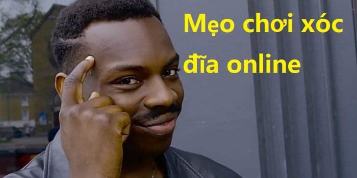 Mẹo chơi xóc đĩa online xanh chín